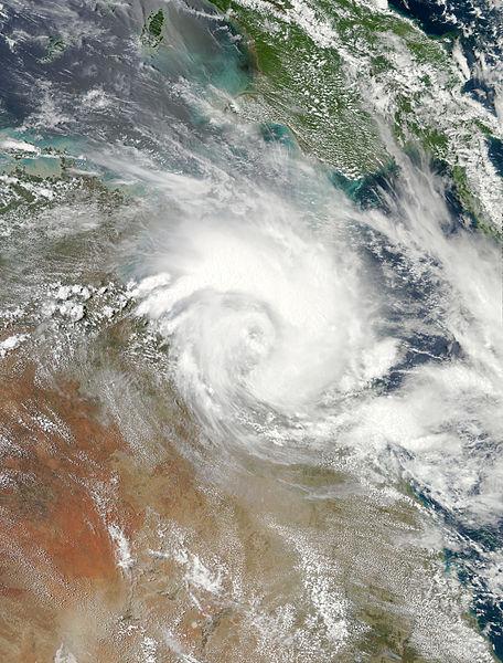 Cyclone Oswald