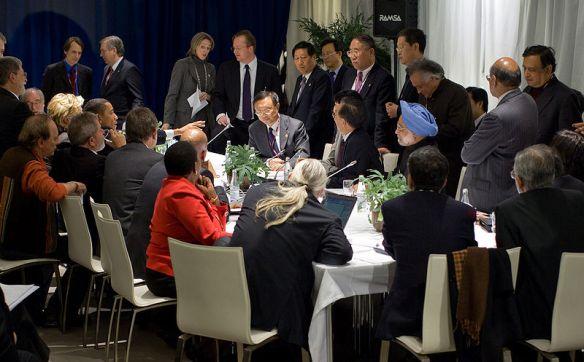 UN Climate Change Conference 2009