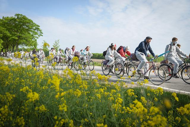 Ende_gelände_fahrrad
