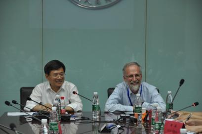 Xia Mingfang and William Cronon.