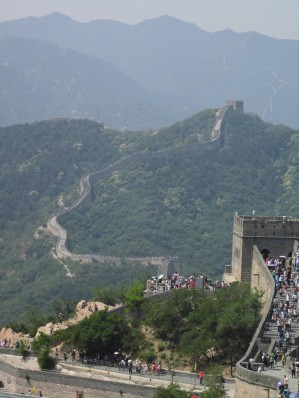 The Great Wall of China. Photo: Katrin Kleemann.