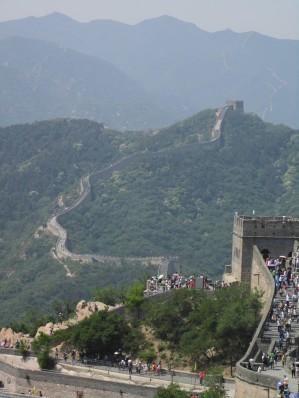 The Great Wall of China. Photo: Katrin Kleemann.