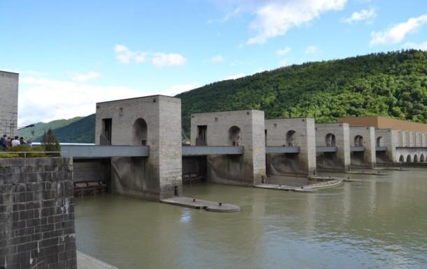 jochenstein bridge