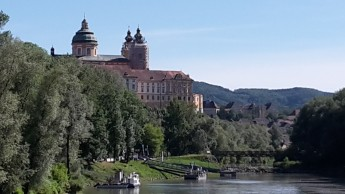 The Monastery in Melk. Photo: Stefan Bitsch.