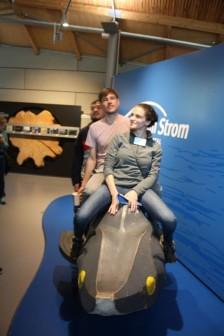riding sturgeon