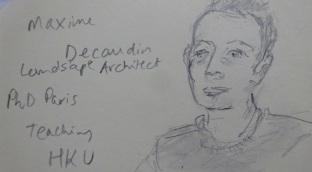 Maxime Decaudin.