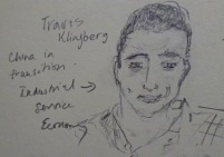 Travis Klingberg.