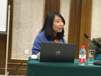 Dr. Shen Hou, Renmin University.