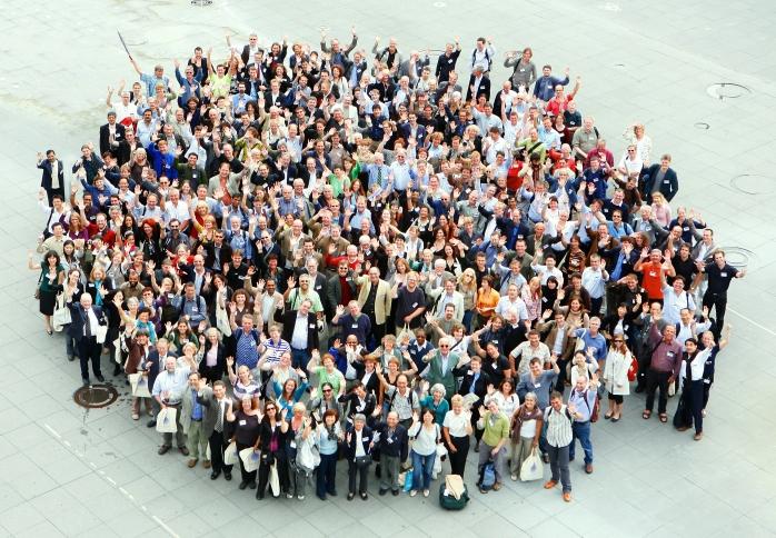 world congress group photo 2009