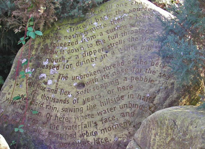 Image of the Beck Stone reused with thanks to John Illingworth, who retains copyright